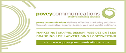 povey communications-press advertisement