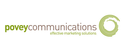 povey communications logo