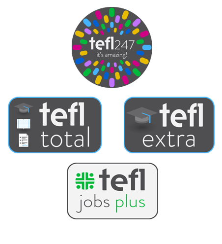 tefl247 branding
