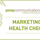 povey communications - marketing health check