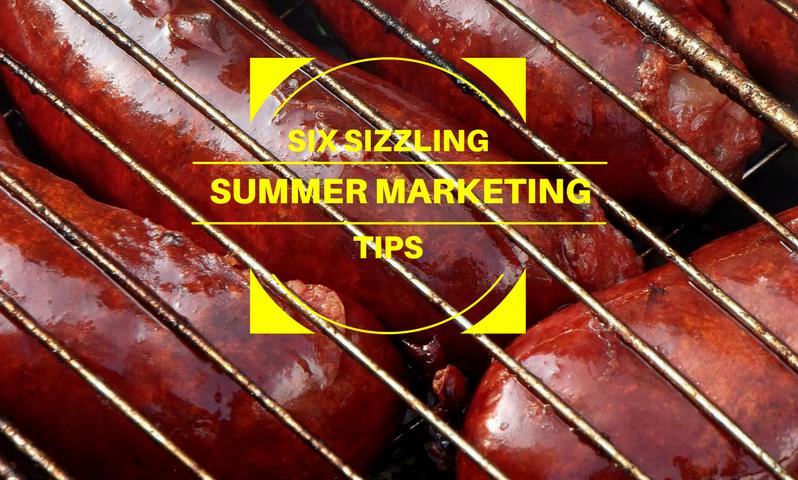 povey communications - six sizzling summer marketing tips