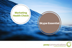 Skype Essential Marketing Health Check - povey communications