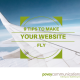 9 tips to make your website fly - povey communications