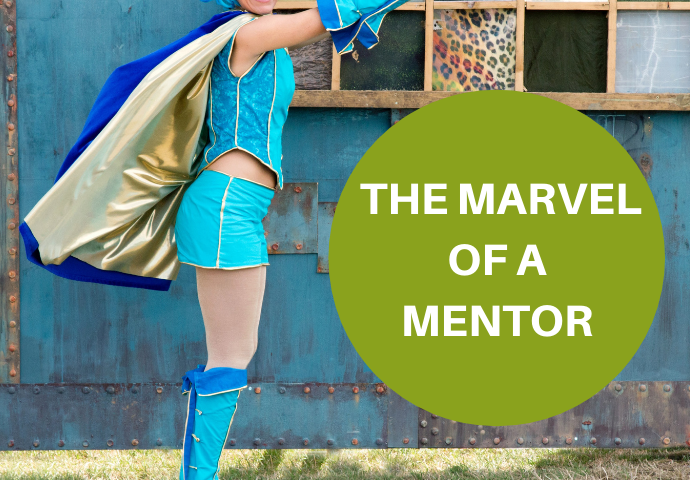 Povey Communications - marvel of a mentor